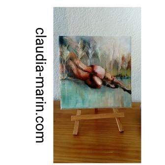 claudia marin artiste